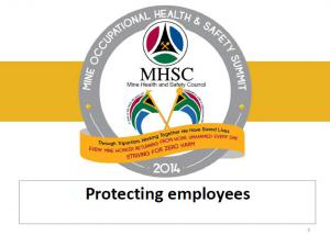 MHSC: Protecting employees